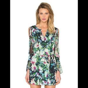 Haute Hippie Silk Crossroads Dress
